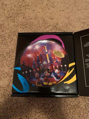 Walt Disney World 25th Anniversary Commemorative Plate for Sale in Wichita, KS