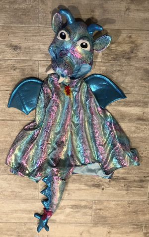 Halloween costume Girl dragon size 3-6years for Sale in Countryside, IL