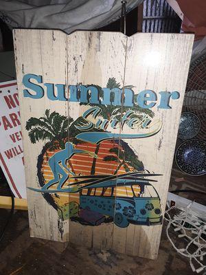 Sign for Sale in Abilene, TX