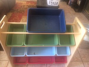 Kids toy storage for Sale in Perris, CA