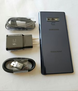 Samsung Galaxy Note 9 , Excellent Condition,  FACTORY UNLOCKED. for Sale in Fort Belvoir, VA