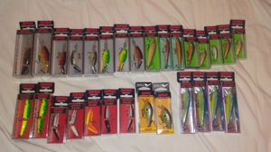 29 RAPALA fishing lures for Sale in Sacramento, CA