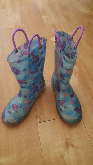 Western Cheif size 13 kids rain boots for Sale in Portland, OR