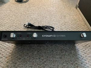 Crown D-75A amplifier for Sale in West Bloomfield Township, MI