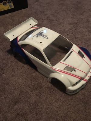 Rc bodies 1/8 scale for Sale for sale  Feasterville-Trevose, PA
