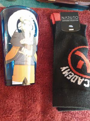 Socks and pint glass for Sale in Phoenix, AZ