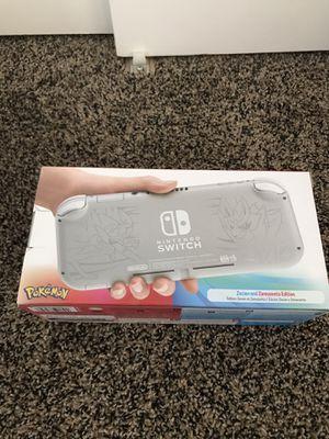 Nintendo Switch Lite Pokémon edition for Sale in Fresno, CA