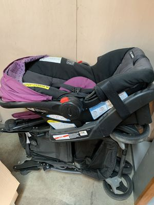 Stroller / Base / Car seat for Sale in Rancho Cucamonga, CA
