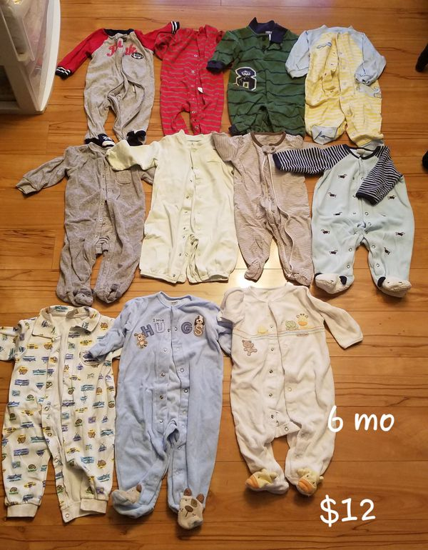 Baby boy clothes 6 months for Sale in Everett, WA - OfferUp