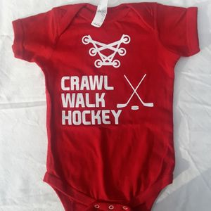 Hockey Onesie, Infant for Sale in Ballwin, MO