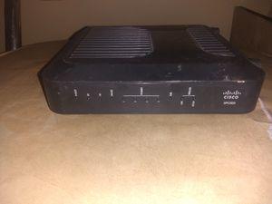 Cisco cable modem/router for Sale in Wichita, KS