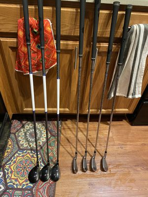 Cobra Max Combo Golf Club Set 4 Hybrid-PW for Sale in Baton Rouge, LA