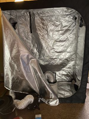 Hydroponic grow tent for Sale in Milwaukie, OR