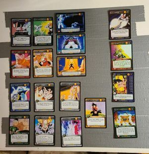 DragonBall Z trading card game for Sale in San Antonio, TX
