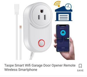 SMART garage Door Opener for Sale in Hinsdale, IL