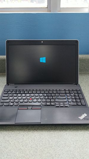 Lenovo think pad edge for Sale in Greenville, SC