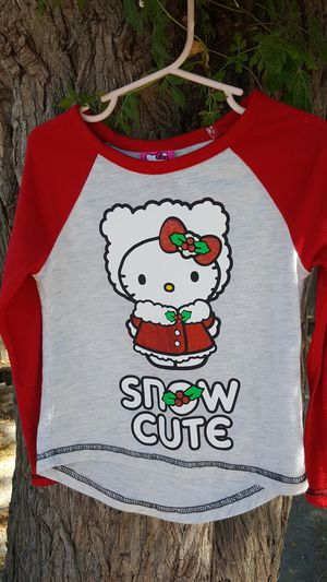 Hello kitty long sleeve shirts for Sale in Bakersfield, CA