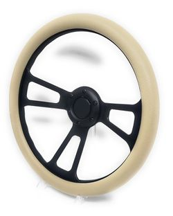"New 14"" Steering Wheel With Horn. You Choose Color Wrap Fits Chevy Ford Jeep Dodge for Sale in Pomona,  CA"