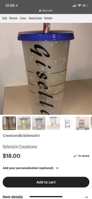 Starbucks cups for Sale in Aurora, IL