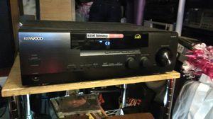 Kenwood stereo receiver 200 watt amp 2 channel. for Sale in Corona, CA