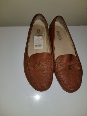 Brown Michael Kors loafers for Sale in Washington, DC