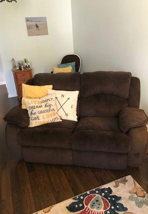 Reclining love seat for Sale in Millsboro, DE