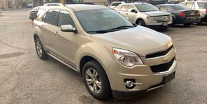 Stunning Gold 2012 Chevy Equinox LTZ for Sale in Cleveland, OH