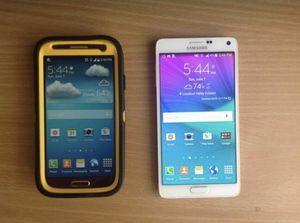 Samsung Galaxy S4 16Gb Sprint & Samsung Galaxy Note 4 32Gb Sprint Unlocked. for Sale in Ashburn, VA