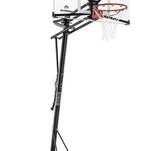 BRAND NEW Silvegrback NXT Portable Height-Adjustable Basketball Hoop Assembles in 90 Minutes for Sale in Kirkland, WA