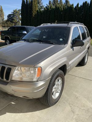 1999 Jeep Grand Cherokee Limited for Sale in Ellensburg, WA