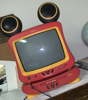 Mickey Mouse TV/DVD player for Sale in Rockville, MD