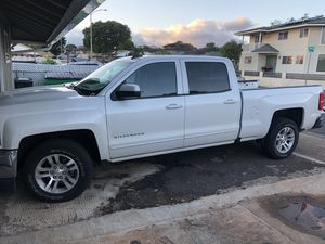 2018 Chevy Silverado LT 1500 2wd for Sale in Honolulu, HI