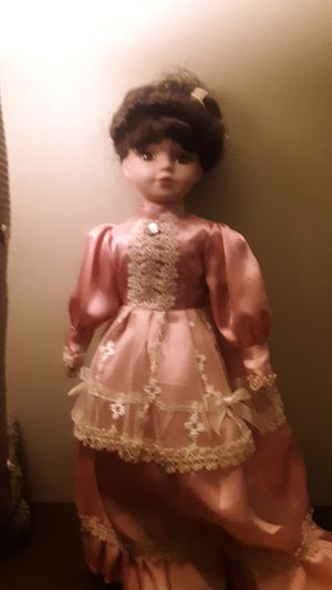 1 - 5000 antique doll great condition for Sale in Seattle, WA