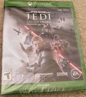 Star Wars Jedi Fall Order Xbox One for Sale in Virginia Beach, VA