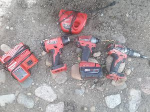 Milwaukee m18 cordless tools for Sale in Lakewood, CO