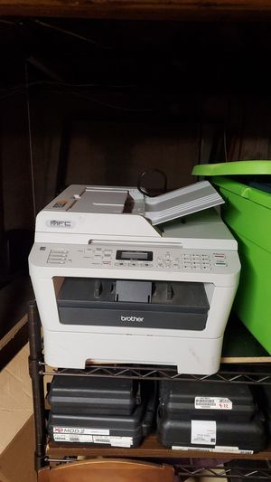 This is a brother cooper and fax machine for Sale in Fogelsville, PA