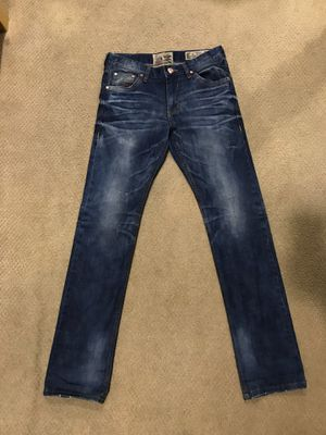 AFFLICTION JEANS (waist size 32) for Sale in Long Beach, CA