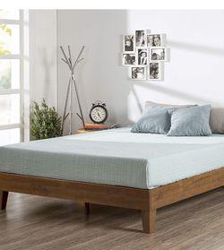 Zinus Wood Platform Bedframe for Sale in Sandy,  UT