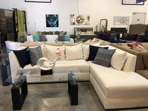 White Sectional Sofa 💥💥💥ONLY $360💥💥💥 for Sale in Miami Springs, FL