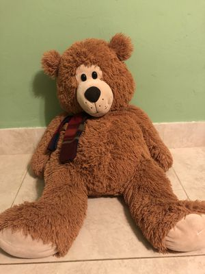Big Stuffed Teddy Bear for Sale in Miami, FL