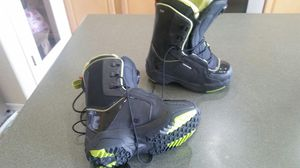 Solomin f20 size 5.5 snowboarding boots for Sale in Phoenix, AZ