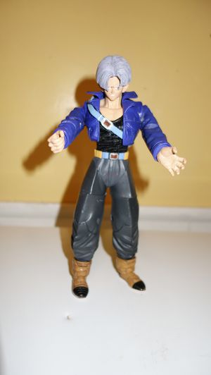 Dragon Ball Z Movie Collection Action Figure Jakks TRUNKS for Sale in Dallas, TX