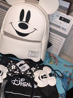 Loungefly Mickey Ghost With Ears for Sale in Long Beach,  CA