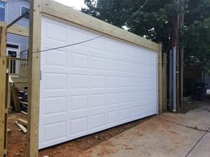 Garage doors and fence for Sale in Washington, DC