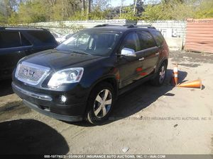 Gmc Acadia PARTS ONLY for Sale in Philadelphia, PA