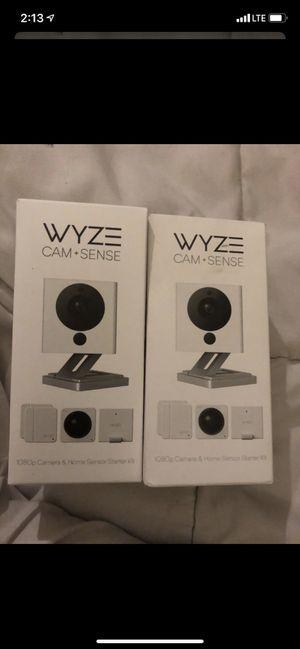 Sensor Wyze cameras for Sale in Chula Vista, CA