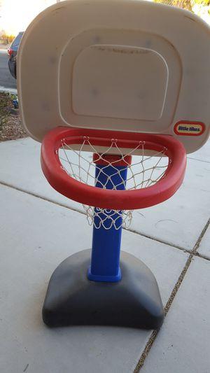 Little tykes basketball hoop for Sale in Las Vegas, NV