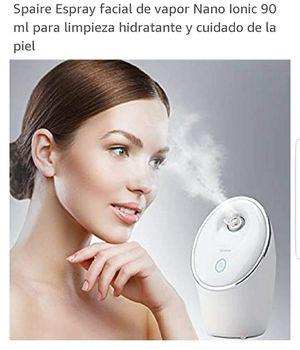 Nano ion facial steamer for Sale in El Monte, CA