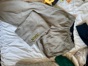 NIKE ADIDAS VINTAGE TRACK PANTS for Sale in Whittier, CA