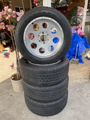 20 Pro Comp Alloys wheels 6x139.7 Silverado for Sale in Buena Park, CA